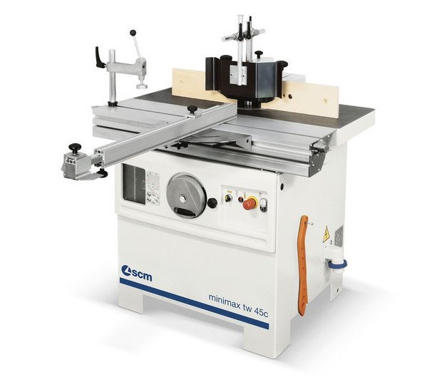 SCM Minimax T45 W - Napoleon Products Ltd